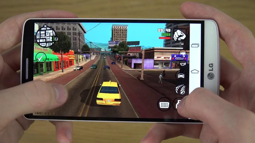 Smartphone for Gaming