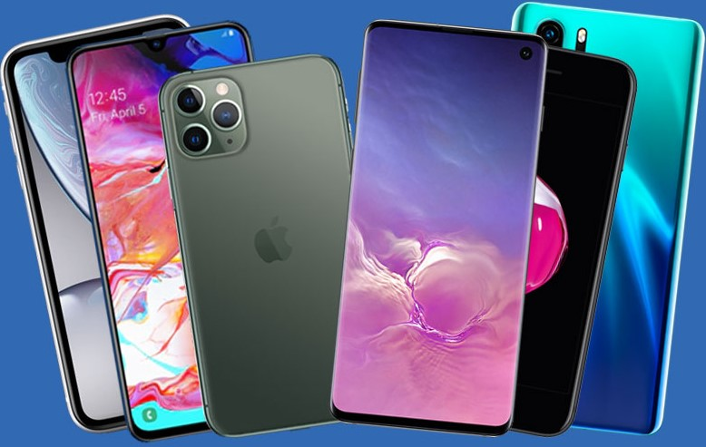 Best Selling Smartphones in 2019